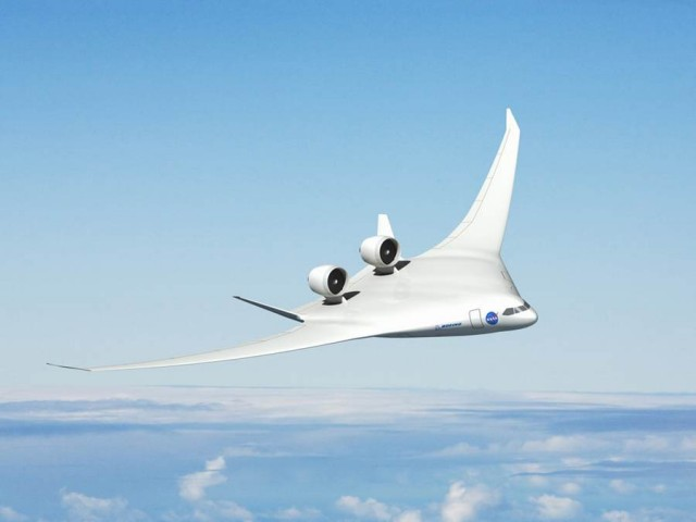 Boeing Company's advanced design concept