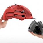 Overade- foldable bike helmet