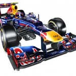 Red Bull 2012 F1 Racing RB8 (video)