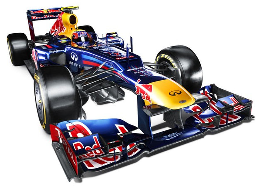 Red Bull 2012 F1 Racing RB8