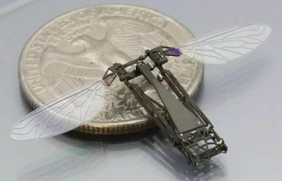 Harvard Monolithic Bee- Robo-Insects