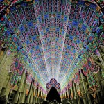 The 55,000 LED Cathedral (video)