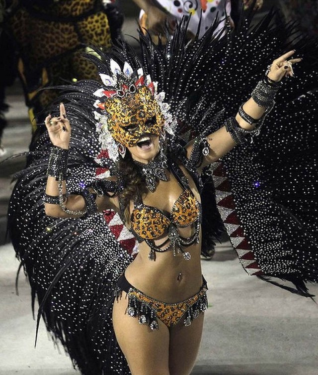 The winner of the 2012 Rio Carnival is the Unidos da Tijuca samba school
