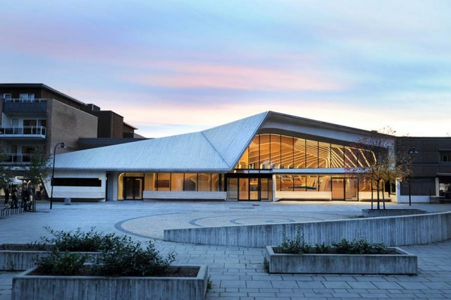 Vennesla Library & Cultural Centre by Helen & Hard (5)