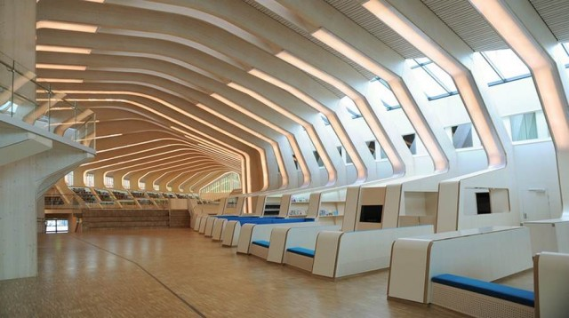 Vennesla Library & Cultural Centre by Helen & Hard (2)