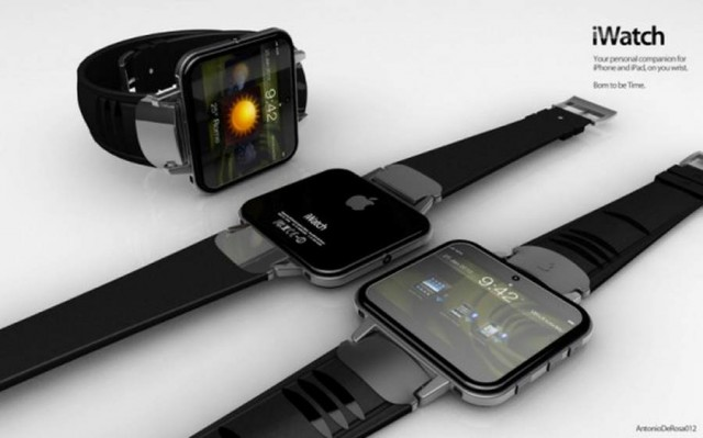 iWatch concept by ADR Studios