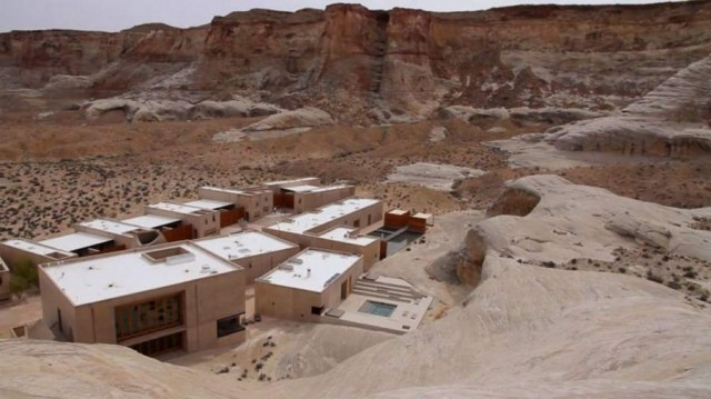 Amangiri Luxury Desert Resort Hotel (13)
