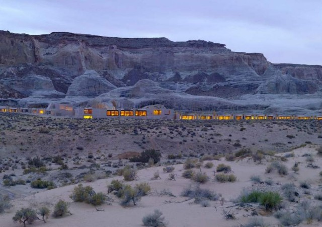 Amangiri Luxury Desert Resort Hotel (1)