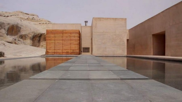 Amangiri Luxury Desert Resort Hotel (11)