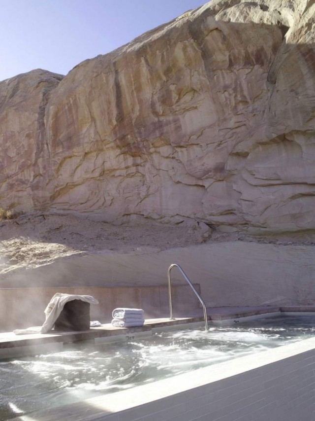 Amangiri Luxury Desert Resort Hotel (10)