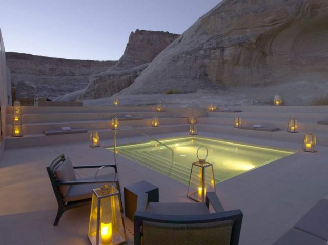 Amangiri Luxury Desert Resort Hotel (9)