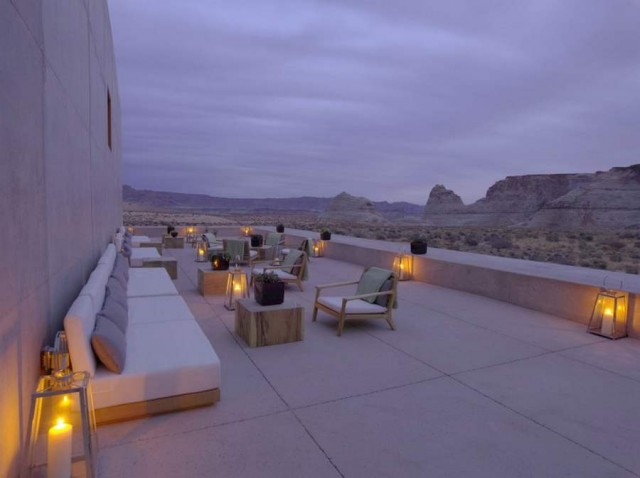 Amangiri Luxury Desert Resort Hotel (8)