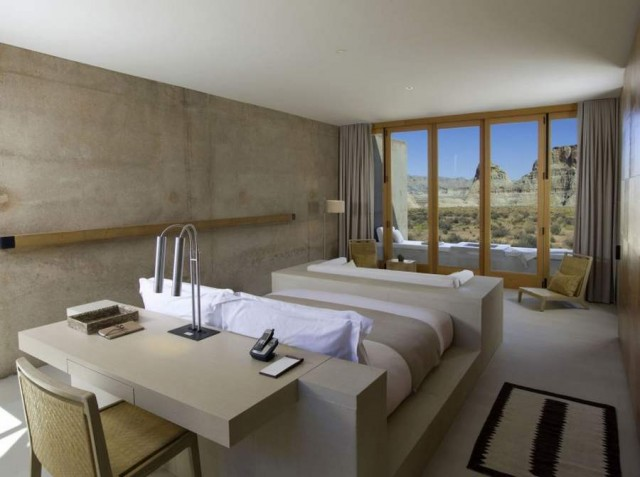 Amangiri Luxury Desert Resort Hotel (7)