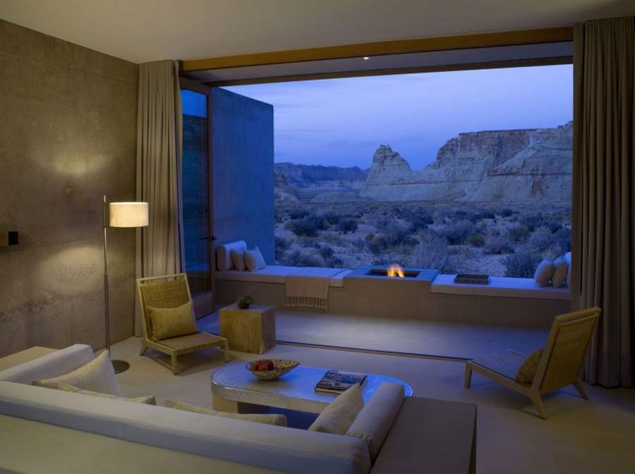 Amangiri Luxury Desert Resort Hotel (6)