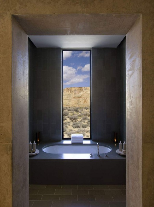 Amangiri Luxury Desert Resort Hotel (5)