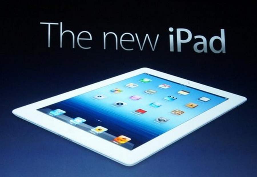 Apple unveils its newest ipad