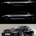 BMW 6 Gran Coupe world debut