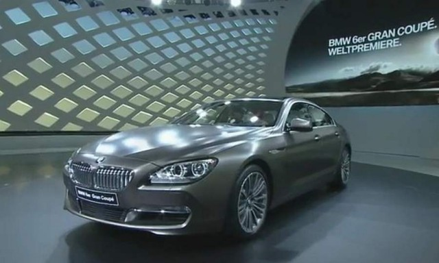 BMW 6 Gran Coupe world debut (14)