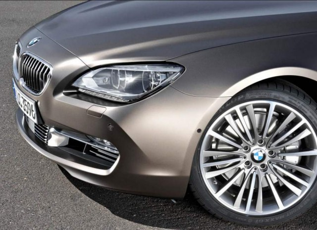 BMW 6 Gran Coupe world debut (8)