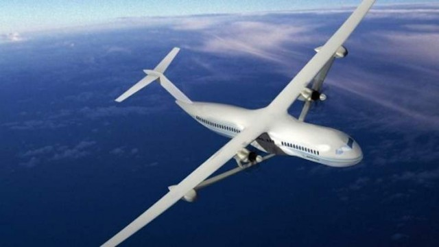 Boeings SUGAR Freeze- natural gas powered jet