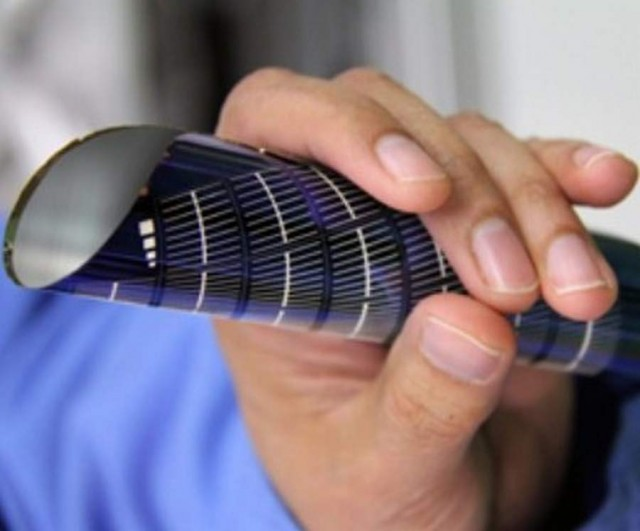 Cost-effective thinner Solar Cell by Twin Creeks