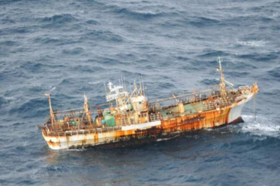 Ghost ship from Japanese tsunami spotted off Canada