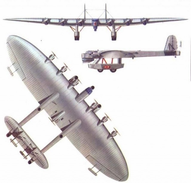 Giant Russian K-7 flying fortress (2)