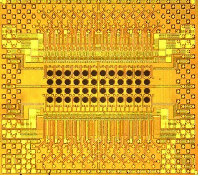 Holey Optochip by IBM