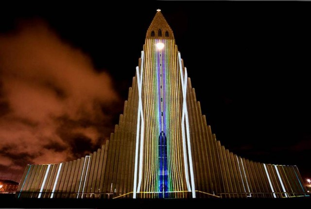 Icelandic church light projections by Marcos Zotes (7)