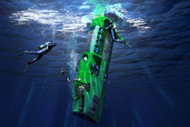 James Cameron Will Dive To Ocean S Deepest Point