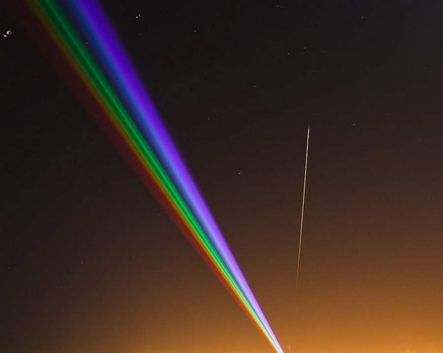 asteroid in the sky - photo #7