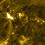 Massive Solar Flare gets HD close up