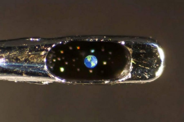 Micro sculptures by Willard Wigan (2)