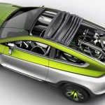 Mila Coupic 3-in-1 concept car