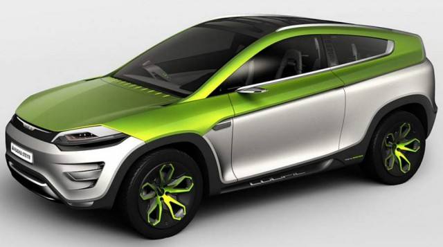 Mila Coupic 3-in-1 concept car by Magna Steyr