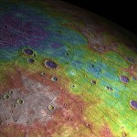 New images of Planet Mercury