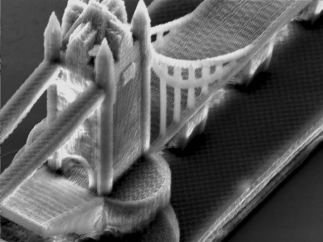 Two-photon lithography-  for high-speed 3D printing of tiny objects