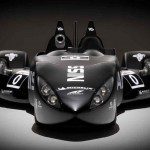 Nissan DeltaWing for Le Mans (video)