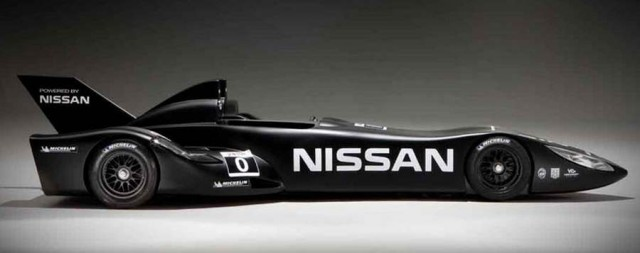 Nissan DeltaWing for Le Mans