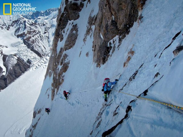 North Face, K2
