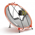 Portable Solar Cooker for D.A.
