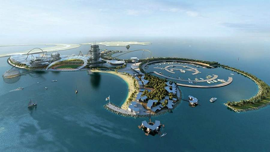 Real Madrid Resort Island in UAE (1)