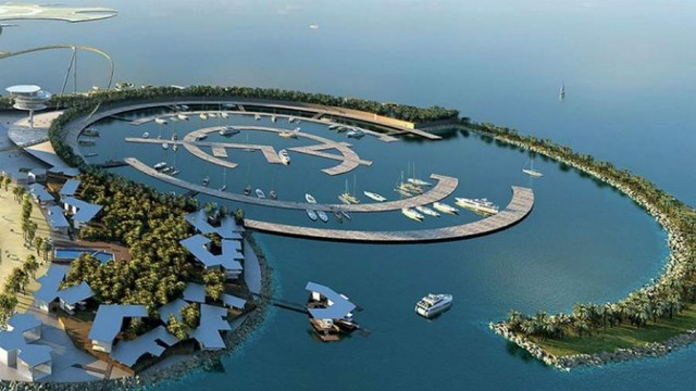 Real Madrid Resort Island in UAE (5)