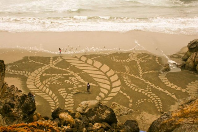 Sand Paintings by Andres Amador (5)