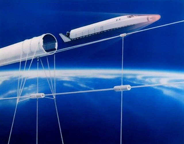 Startram Technology to launch payload into space