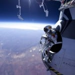 Successful 13-mile Space Jump