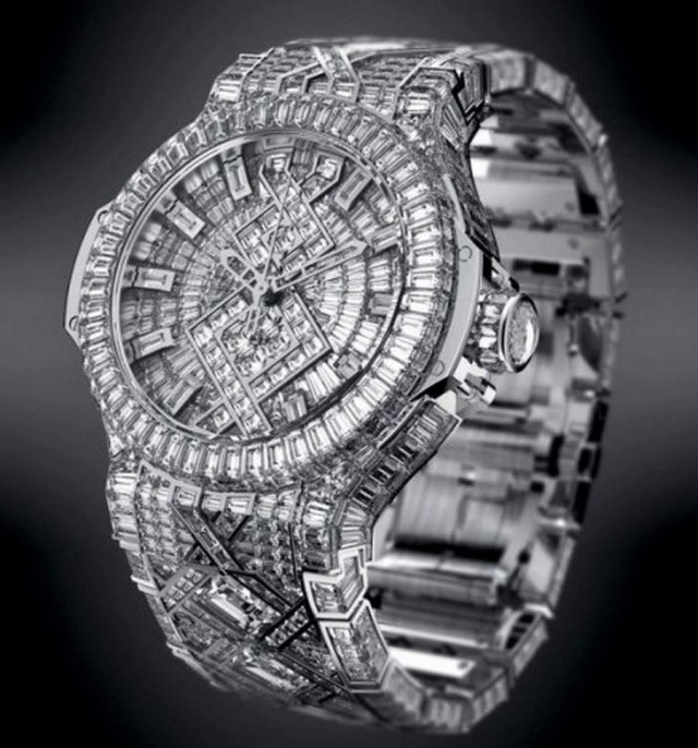 The 5 million Hublot watch