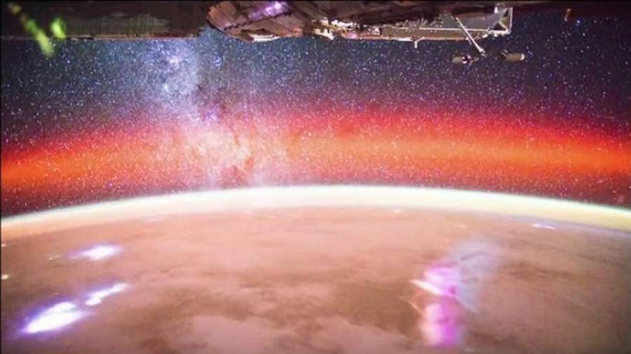 The Stars as viewed from Space