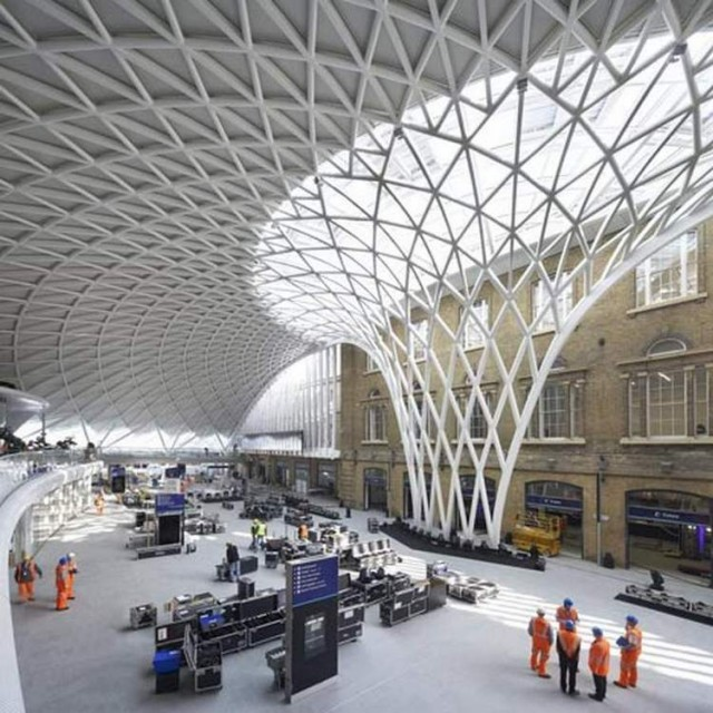 The transformation of King s Cross Station by John McAslan + Partners