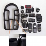 TrekPak organizes camera gear